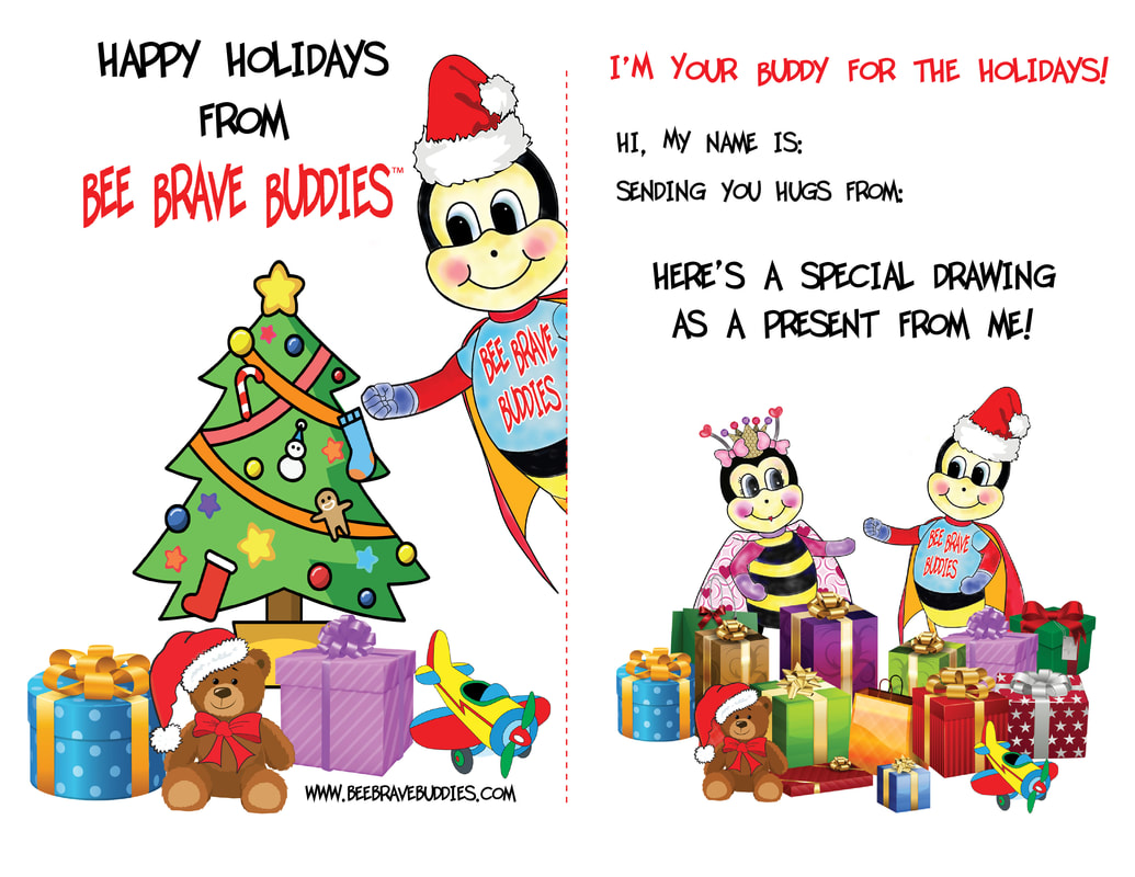 Childhood cancer Blog, Bee Brave Buddies discussing current cancer ...
